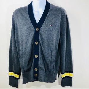 Tommy Hilfiger ladies varsity sweater